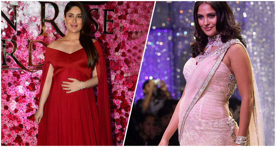 7 Popular Bollywood Celebs who've had a C-Section Delivery