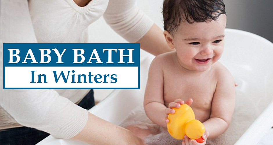 5 Things To Take Care Before Giving the Bath To Your Baby In Winters