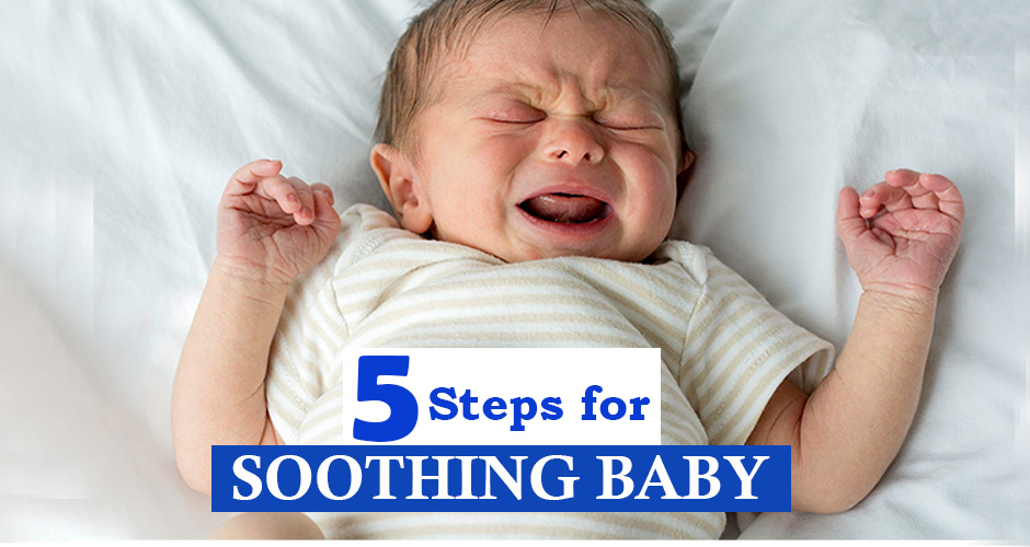 5 Tried & Tested Ways To Soothe A Crying Baby