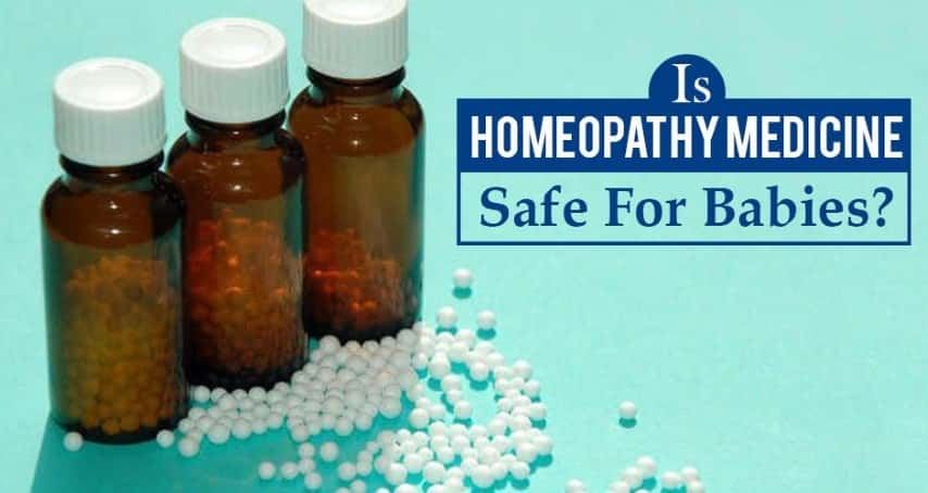 Is Homeopathy Safe For Babies?