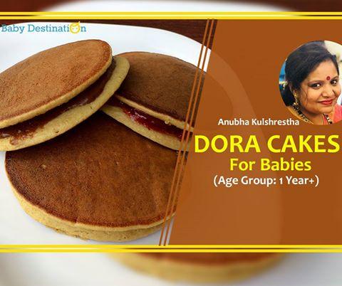 Dora Cakes For Babies