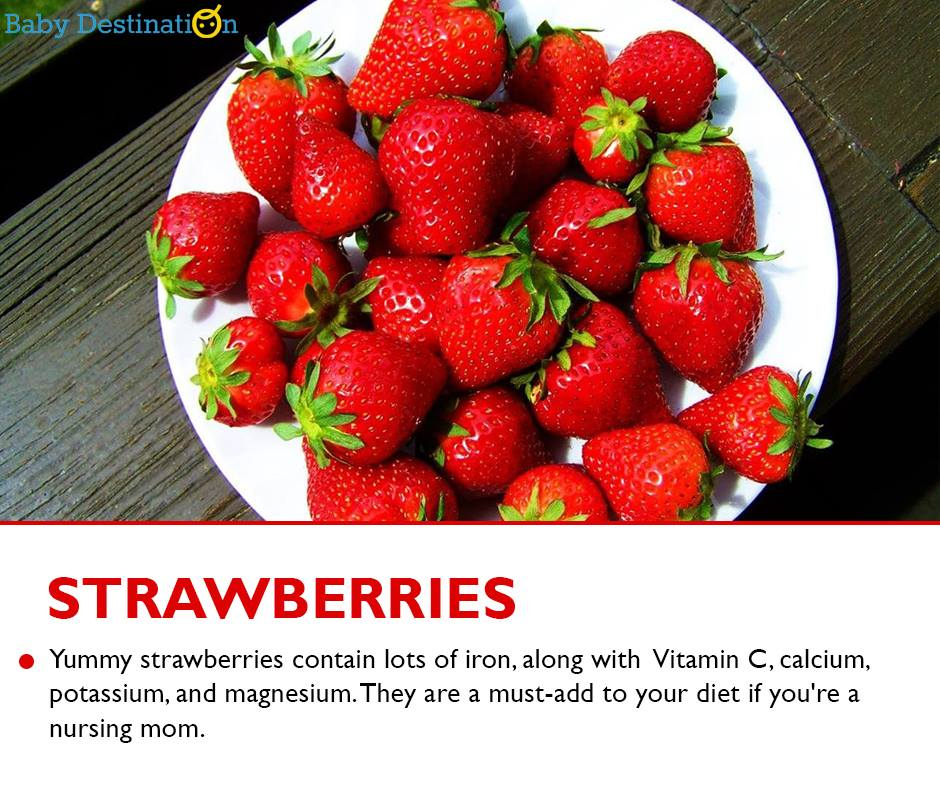 7 Fruits To Eat While Breastfeeding