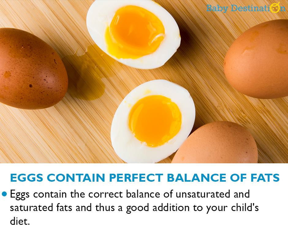 7 Benefits Of Egg Must Have Food In Kid's Diet