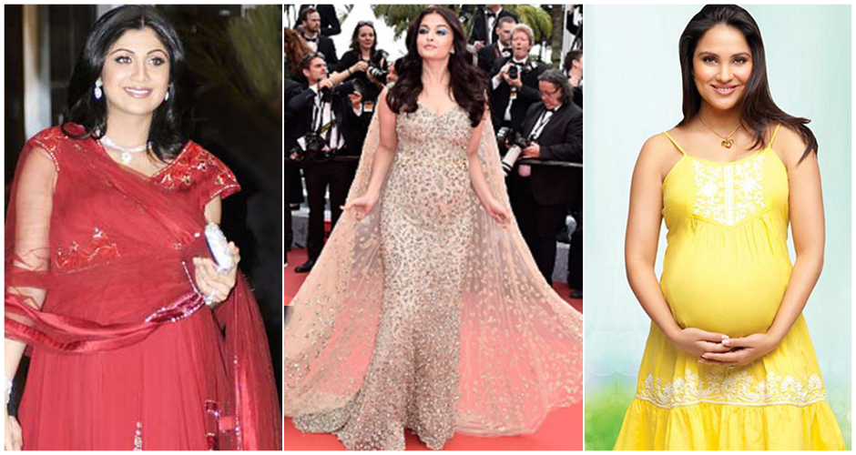 7 Bollywood Celebs who opted for a Late Pregnancy
