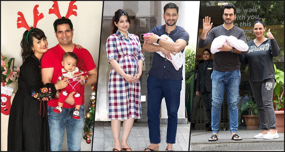 Celeb kids born last year