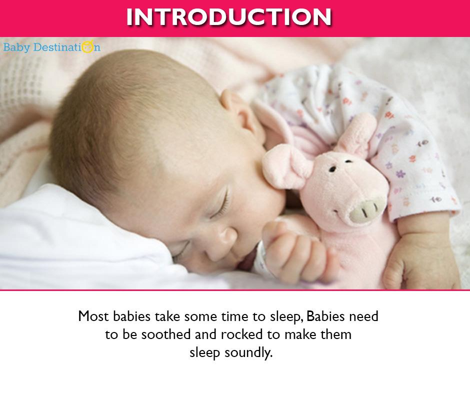 Tips To Make Baby Sleep Soundly