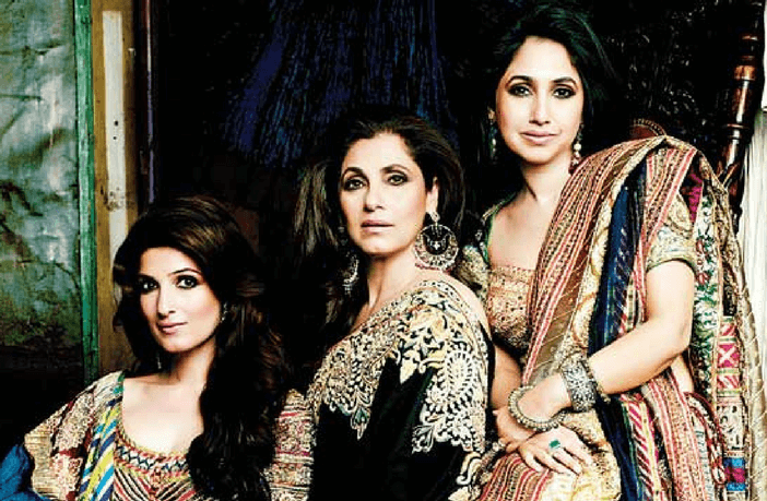 7 Bollywood Amazing Mother-Daughter Bonding