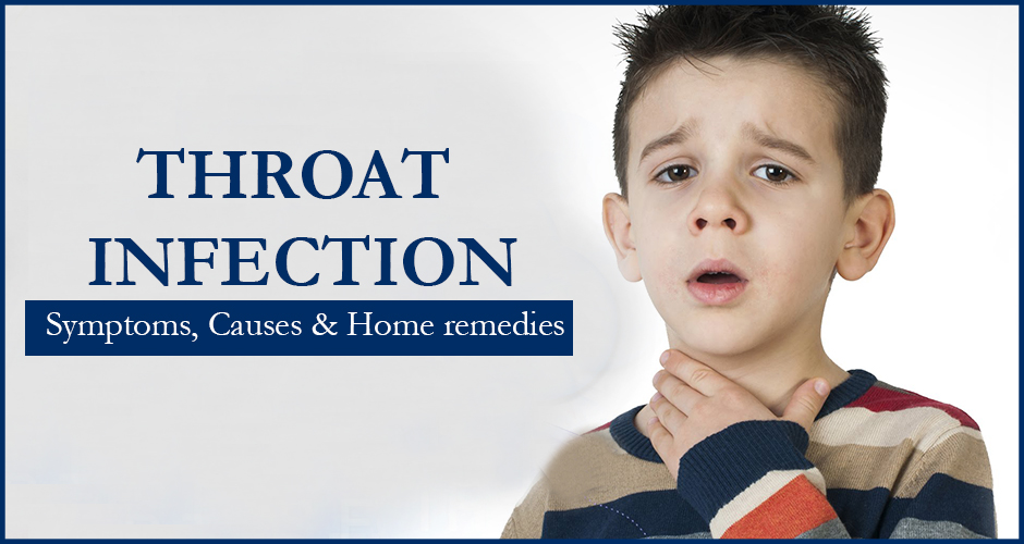 Throat Infection in Kids: Symptoms, causes and home remedies to cure throat infection