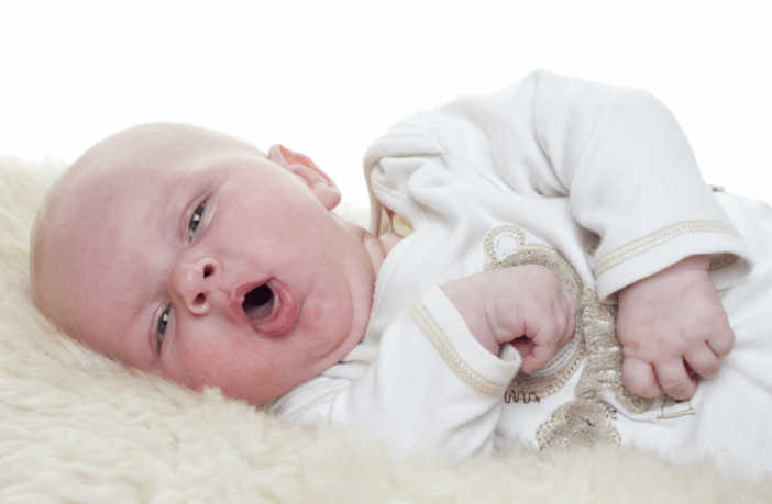 5 Reasons why a baby hiccups?