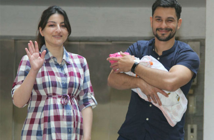 Bollywood Celebs blessed with Baby Girls