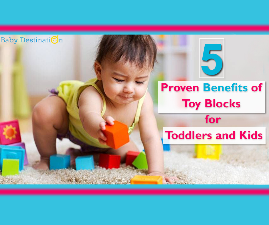 5 Proven Benefits Of Toy Blocks For Toddlers And Kids