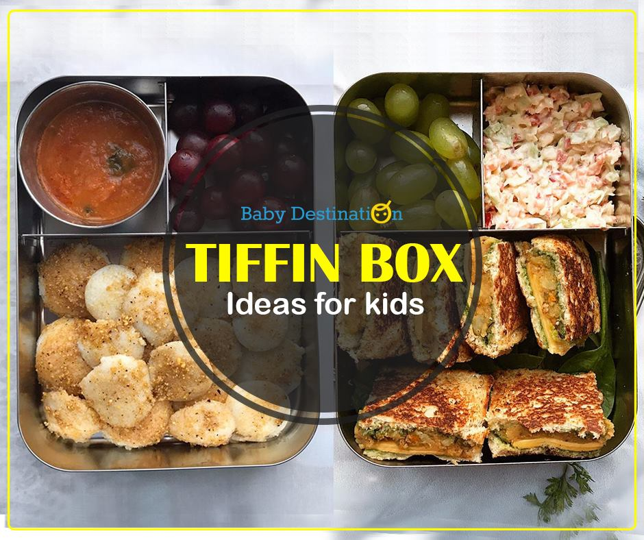 Tiffin Box Ideas For Kids