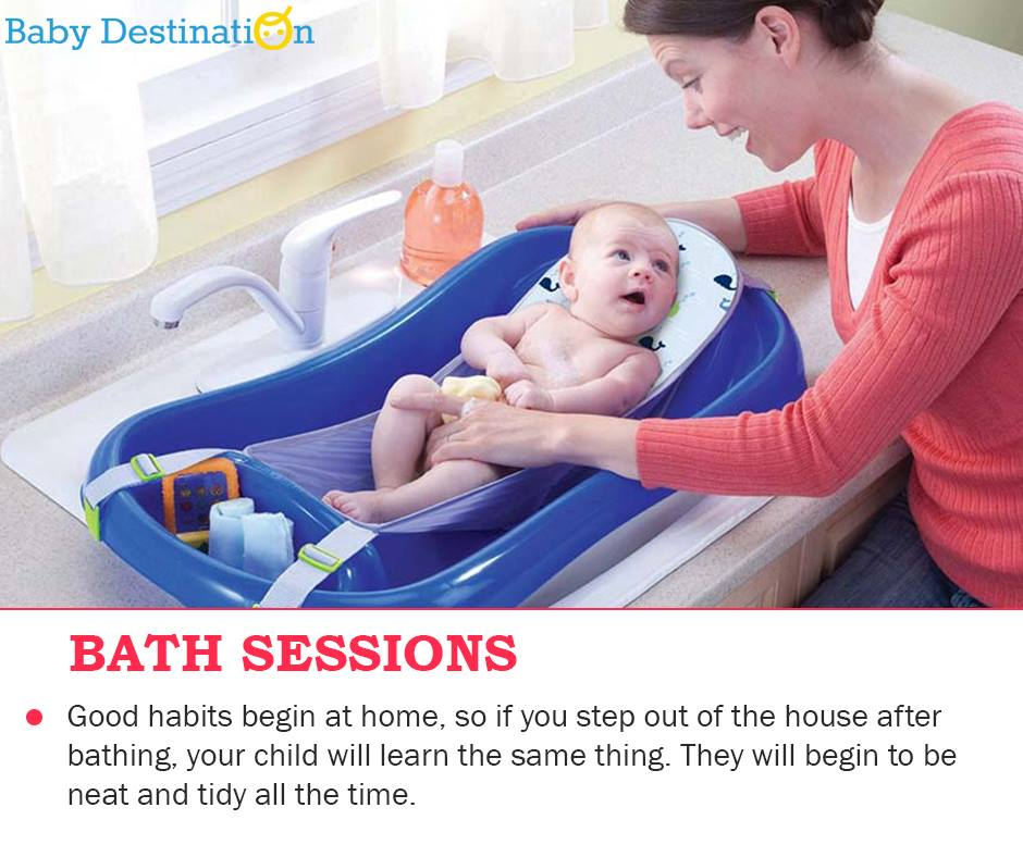 5 Habits babies learn from mommy