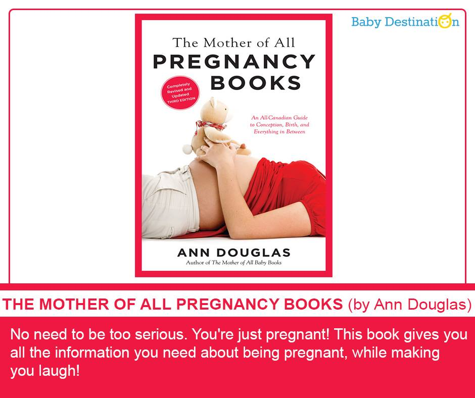 5 Books To Read During Pregnancy.