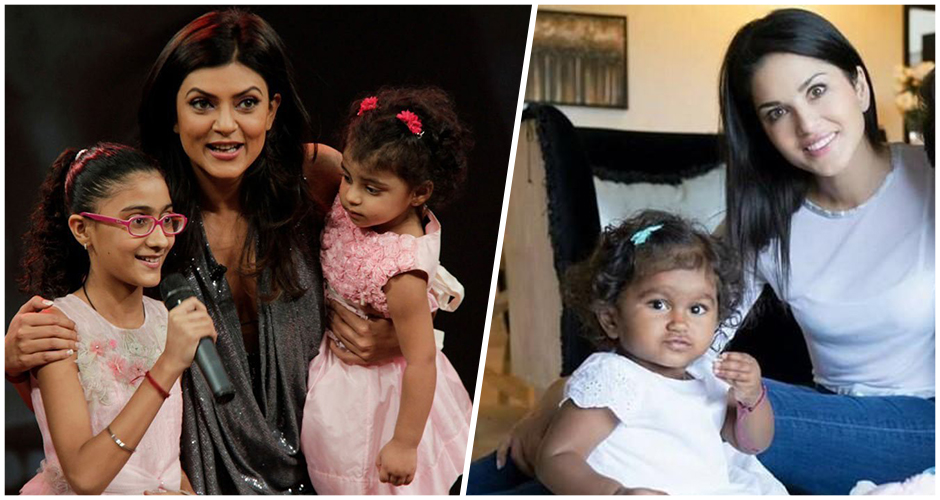 Did You Know That These Bollywood Celebrities Have Adopted Children?
