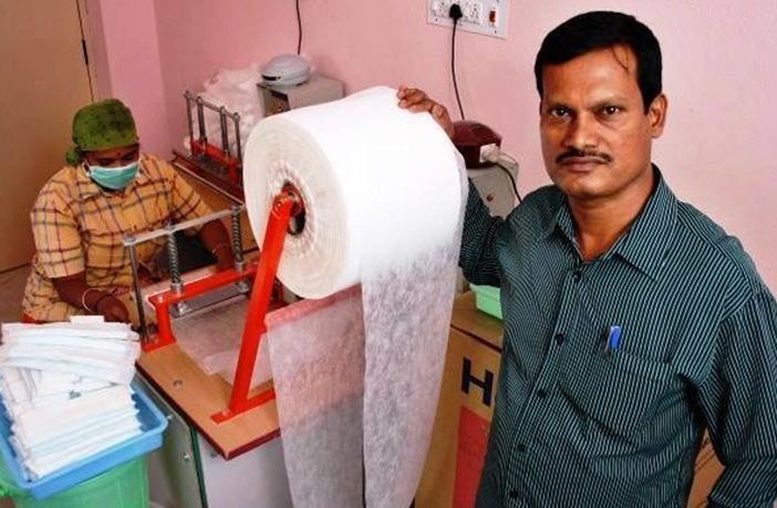 Padman movie gives a great message to women about Sanitary Pads
