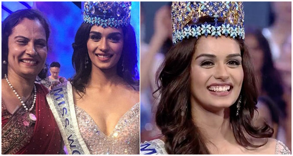 A mother deserves the highest respect and salary- This is what Miss World Manushri Chillar believes