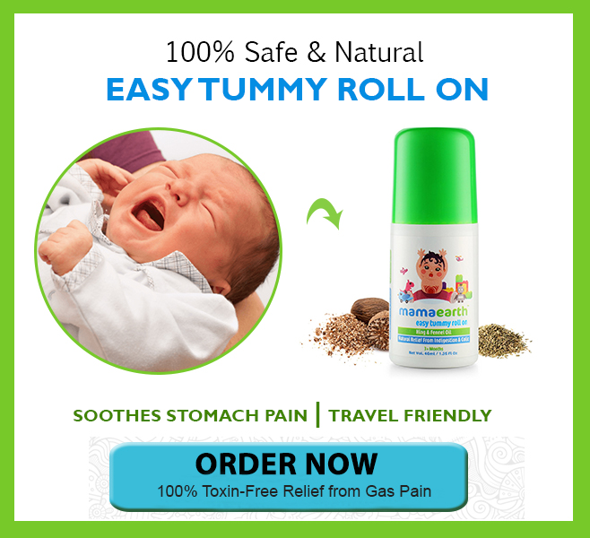 3 Most Effective ingredients to treat Colic and Gas in Babies (without drops or medicine)
