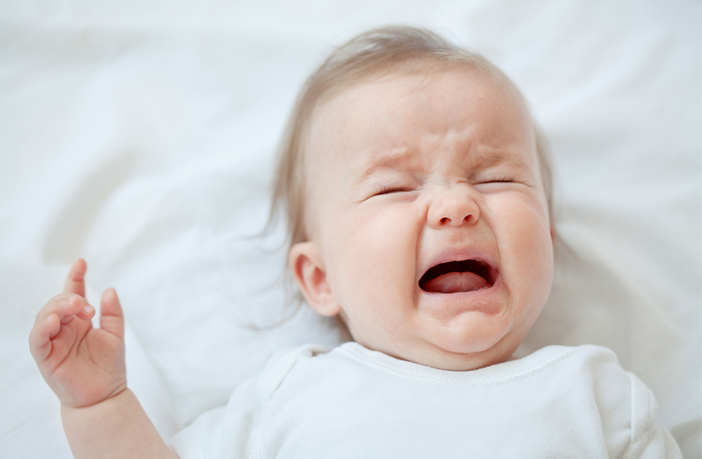 Biggest Myth: Crying strengthens your baby's lungs?