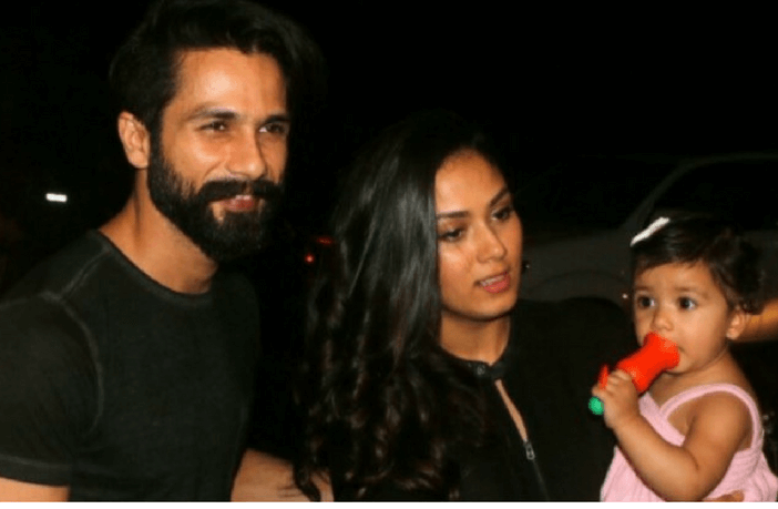Are Shahid & Mira Gearing up for Another Baby?