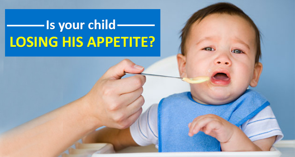 Loss Of Appetite In Babies: Reasons and Ways To Improve Baby's Appetite