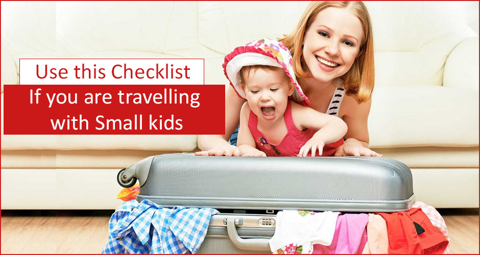 13 Things You Must Carry When Travelling With Kids