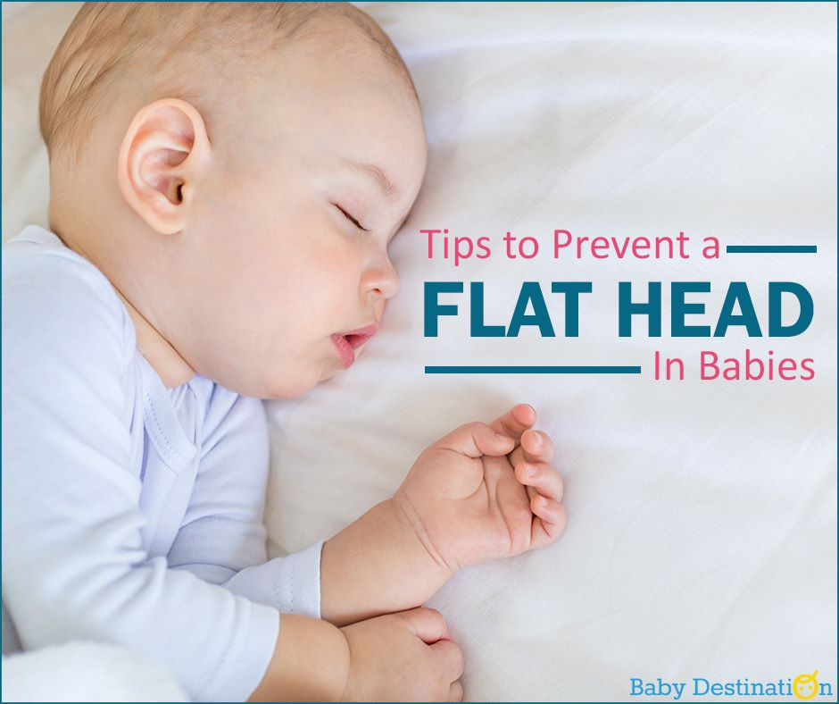 Tips To Prevent A Flat Head