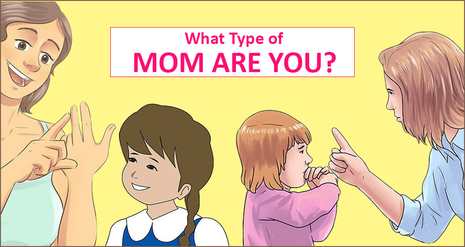 Fun Mom vs Angry Mom - The Two Faces of Moms