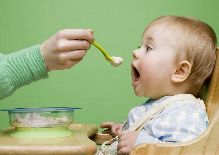 solid foods for babies