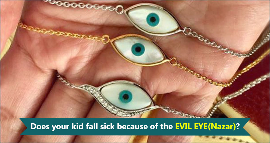 The Science Behind Evil Eye Or Nazar In Babies And 7 Ways To Remove It
