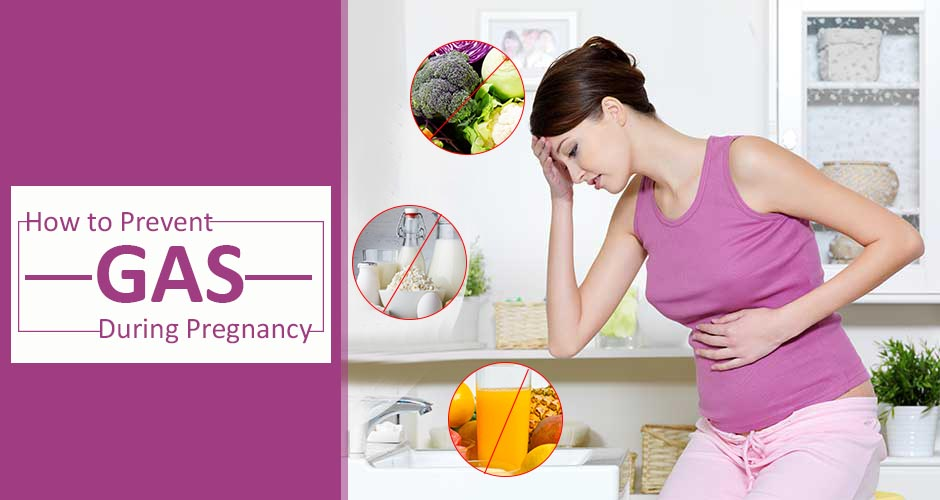 5 foods to avoid to prevent gas during pregnancy