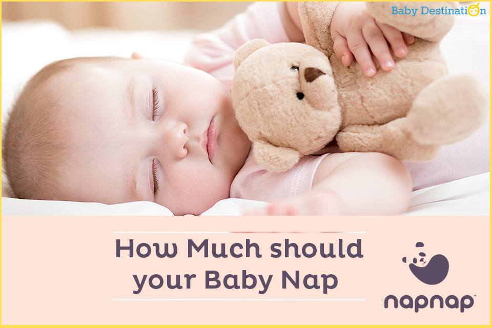 How Much Should Your Baby Nap