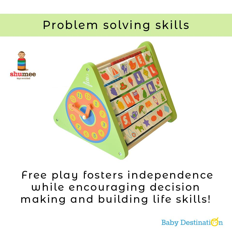 Proven Benefits of Free Play