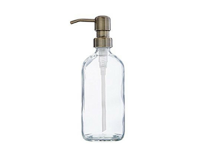 dispenser bottle