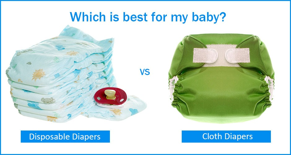 Disposables Vs. Cloth Diapers: Which Is Better For My Baby?
