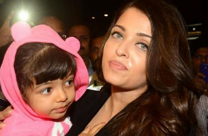 aishwarya breastfeeding