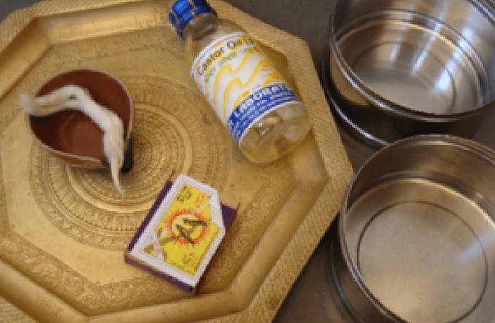 घर पर काजल बनाने की विधि (Kajal Banane ki Vidhi)