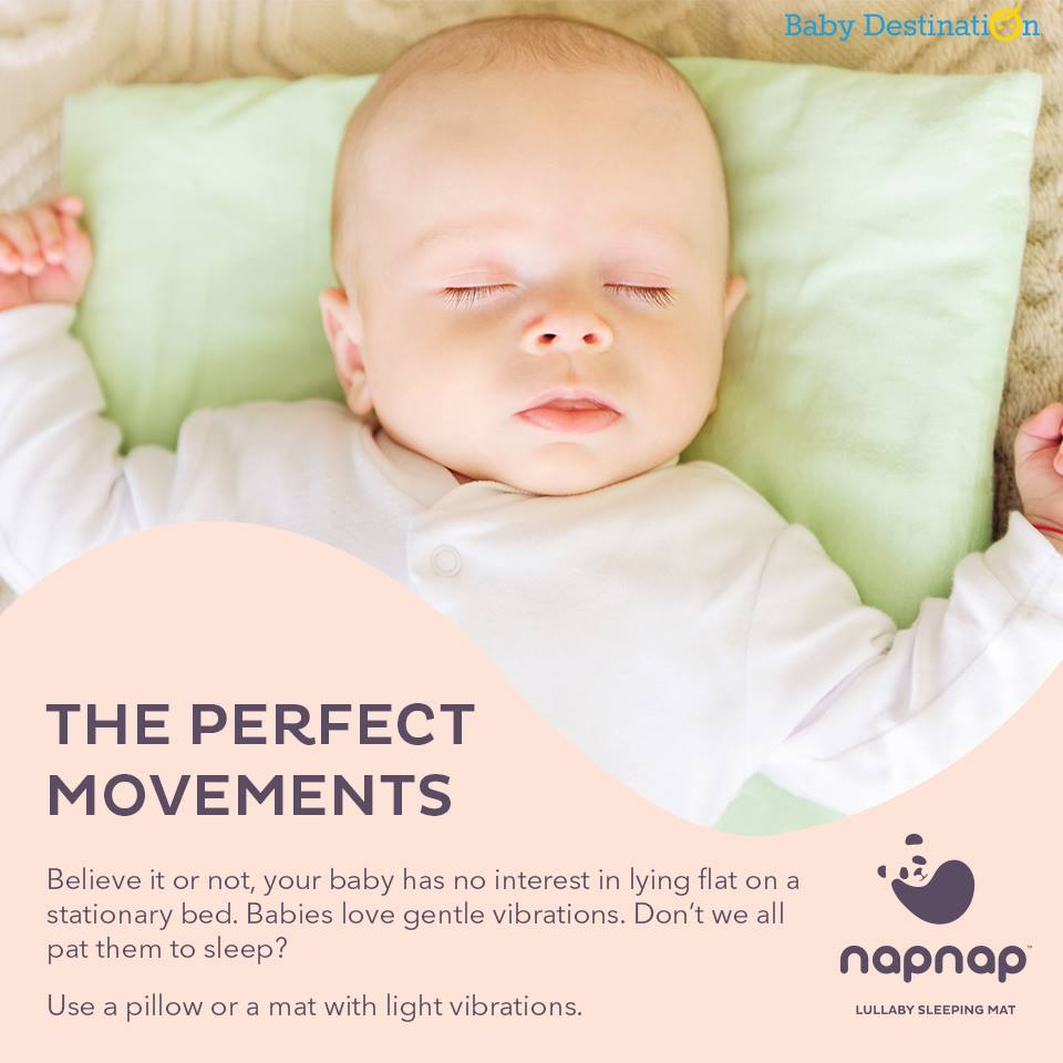 5 Secrets To Ensure Sound Sleep For Your Baby