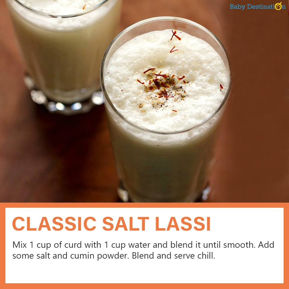 5 Lassi Recipes For Kids