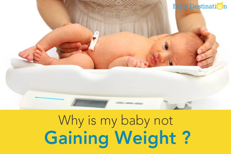 Why Is My Baby Not Gaining Weight?