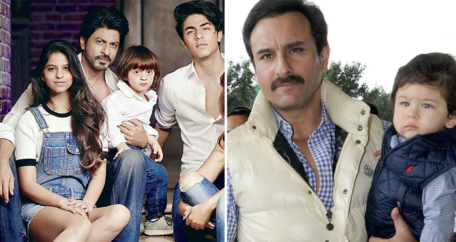 Bollywood Dads who are giving us strong parenting goals