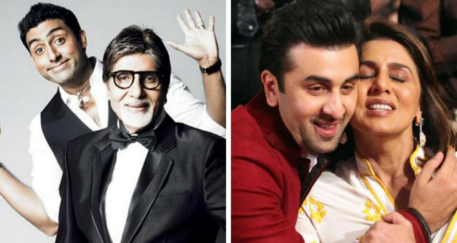 7 Bollywood Celebs who followed their parents' footsteps