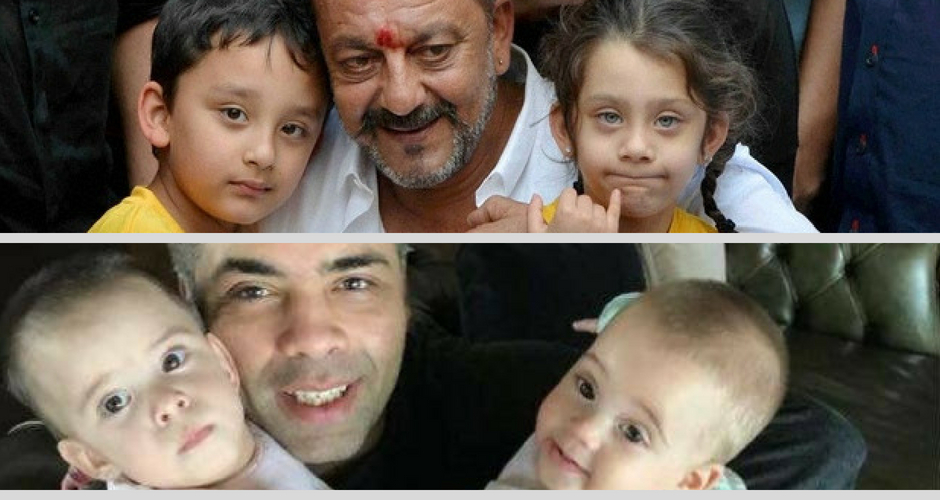 Did You Know That These Bollywood Celebrities Have Twins?