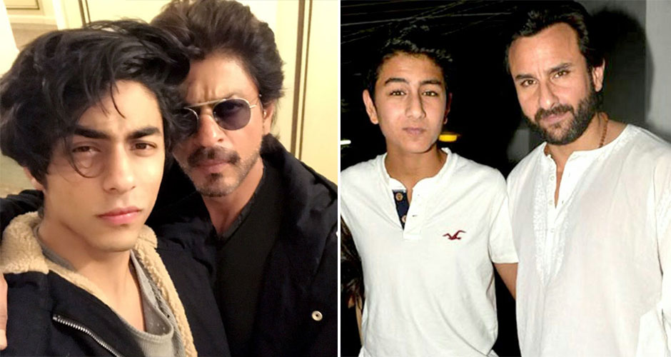 7 Celebs who look just like their dads