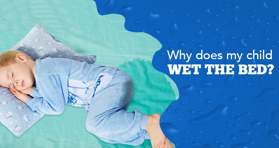 Bedwetting In Kids: Causes & Solutions