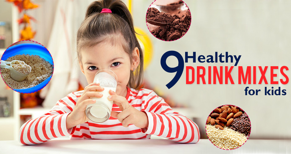 9 Homemade Protein Drinks For Kids