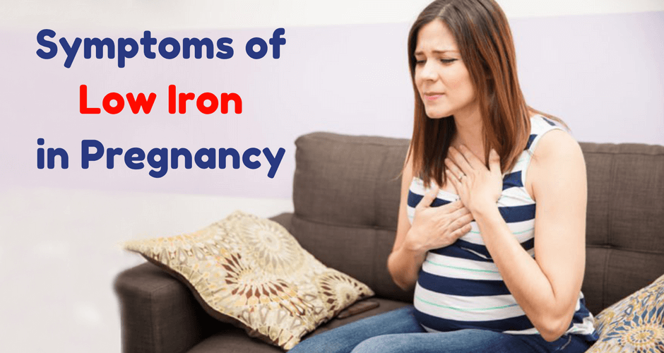 Iron Deficiency During Pregnancy: Causes, Symptoms And Treatment