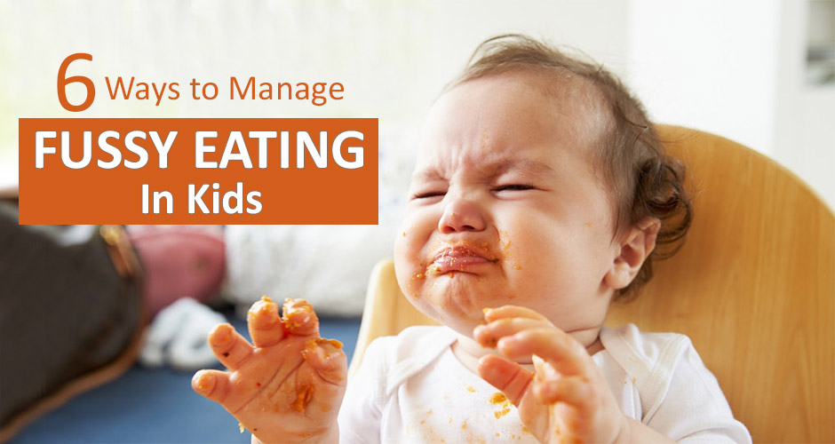 How to stop food tantrums in babies and toddlers?
