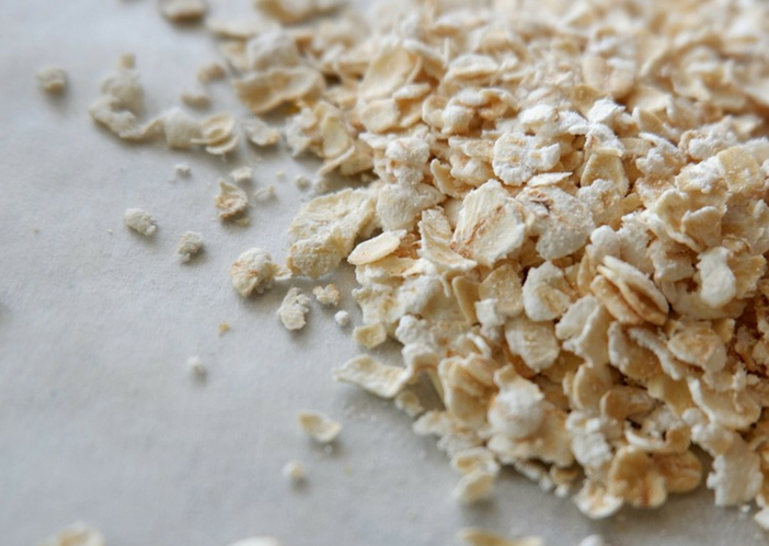 oats for babies skin