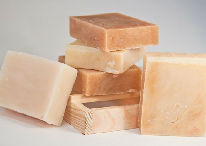 how to make homemade oatsmeal soap
